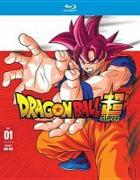 Cover image for Dragon Ball super. Part 01 [videorecording (Blu-ray)].