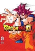 Cover image for Dragon ball super. Part one [videorecording (DVD)].