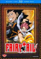 Cover image for Fairy tail. 2, Episodes 13-24 [videorecording (Blu-ray)]