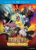 Cover image for Fairy Tail : phoenix priestess : the movie [videorecording (DVD)]