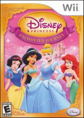 Cover image for Disney princess. Enchanted journey [electronic resource (video game)].
