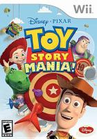 Cover image for Toy Story mania! [electronic resource (video game)].