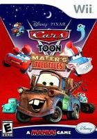 Cover image for Cars toon. Mater's tall tales [electronic resource (video game)].