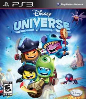 Cover image for Universe [electronic resource (video game)].