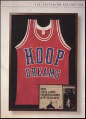 Cover image for Hoop dreams [videorecording (DVD)]