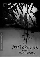 Cover image for Ivanovo detstvo = [videorecording (DVD)] : Ivan's childhood