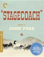 Cover image for Stagecoach [videorecording (Blu-ray)]