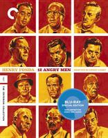 Cover image for 12 angry men [videorecording (Blu-ray)]