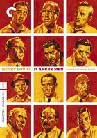 Cover image for 12 angry men [videorecording (DVD)]