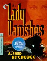 Cover image for The lady vanishes [videorecording (Blu-ray)]