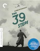 Cover image for The 39 steps [videorecording (Blu-ray)]