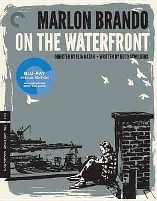 Cover image for On the waterfront [videorecording (Blu-ray)]