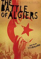 Cover image for La bataille d' Alger = the Battle of Algiers [videorecording (DVD)]