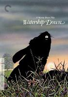 Cover image for Watership down [videorecording (DVD)]