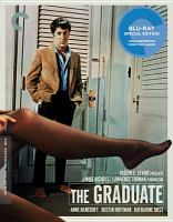 Cover image for The graduate [videorecording (Blu-ray)]