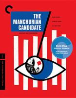 Cover image for The Manchurian candidate [videorecording (Blu-ray)]