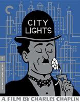 Cover image for City lights [videorecording (Blu-ray)]