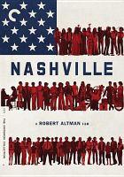 Cover image for Nashville [videorecording (DVD)]