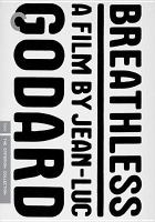 Cover image for Breathless = [videorecording (DVD)] : À bout de souffle