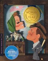 Cover image for Woman of the year [videorecording (Blu-ray)]