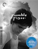 Cover image for Rumble fish [videorecording (Blu-ray)]