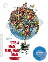 Cover image for It's a mad, mad, mad, mad world [videorecording (Blu-ray)]