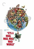 Cover image for It's a mad, mad, mad, mad world [videorecording (DVD)]
