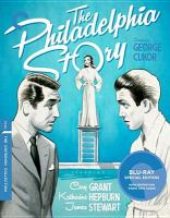 Cover image for The Philadelphia story [videorecording (Blu-ray)]