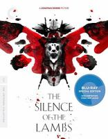 Cover image for The silence of the lambs [videorecording (Blu-ray)]