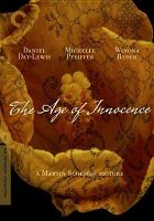 Cover image for The age of innocence [videorecording (DVD)]