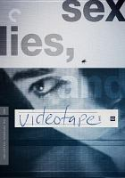 Cover image for Sex, lies, and videotape [videorecording (DVD)]
