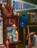 Cover image for Bull Durham [videorecording (Blu-ray)]
