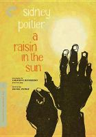 Cover image for A raisin in the sun [videorecording (DVD)]