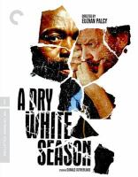 Cover image for A dry white season [videorecording (Blu-ray)]