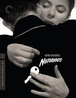Cover image for Notorious [videorecording (Blu-ray)]