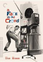Cover image for A face in the crowd [videorecording (DVD)]