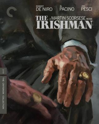 Cover image for The Irishman [videorecording (Blu-ray)]