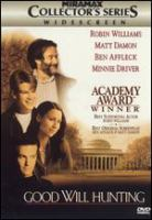 Cover image for Good Will Hunting [videorecording (DVD)]