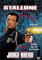 Cover image for Judge Dredd [videorecording (DVD)]