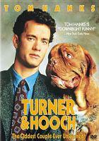 Cover image for Turner & Hooch [videorecording (DVD)]