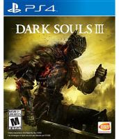 Cover image for Dark souls III [electronic resource (video game)].