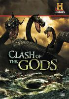 Cover image for Clash of the gods [videorecording (DVD)]