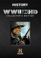Cover image for WW II in HD [videorecording (DVD)]