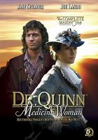 Cover image for Dr. Quinn medicine woman. The complete season one [videorecording (DVD)]