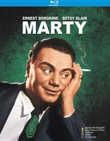 Cover image for Marty [videorecording (Blu-ray)]