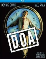 Cover image for D.O.A. [videorecording (Blu-ray)]