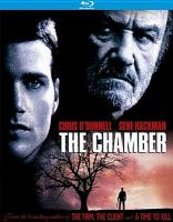 Cover image for The chamber [videorecording (Blu-ray)]