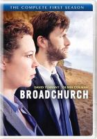 Cover image for Broadchurch. The complete first season [videorecording (DVD)]