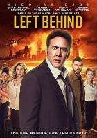 Cover image for Left behind [videorecording (DVD)]