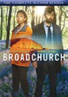 Cover image for Broadchurch. The complete second season [videorecording (DVD)]